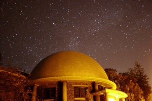 lowell-observatory-rotunda-night