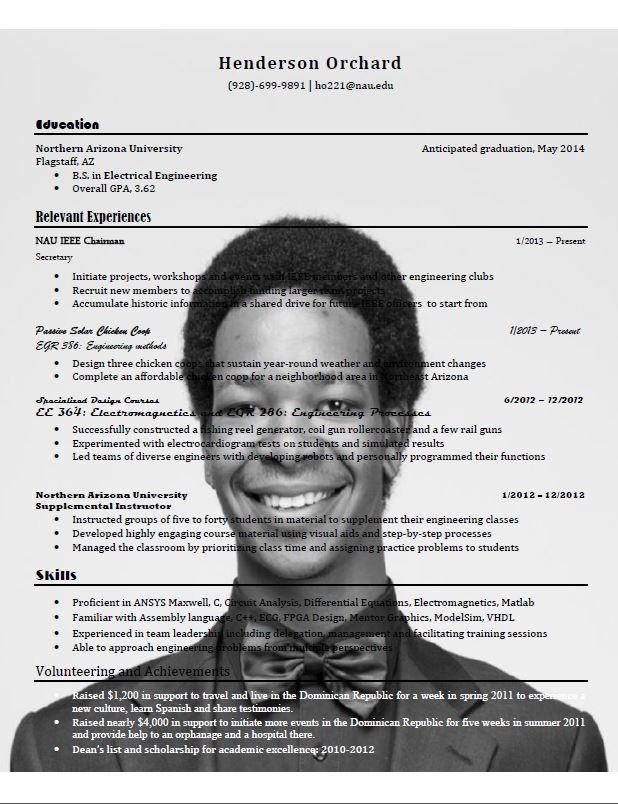 resumemistake