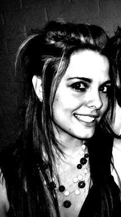 Sarah in 2007 while at NAU