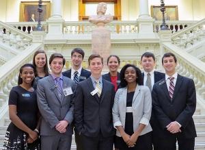 Legislative internsip pic