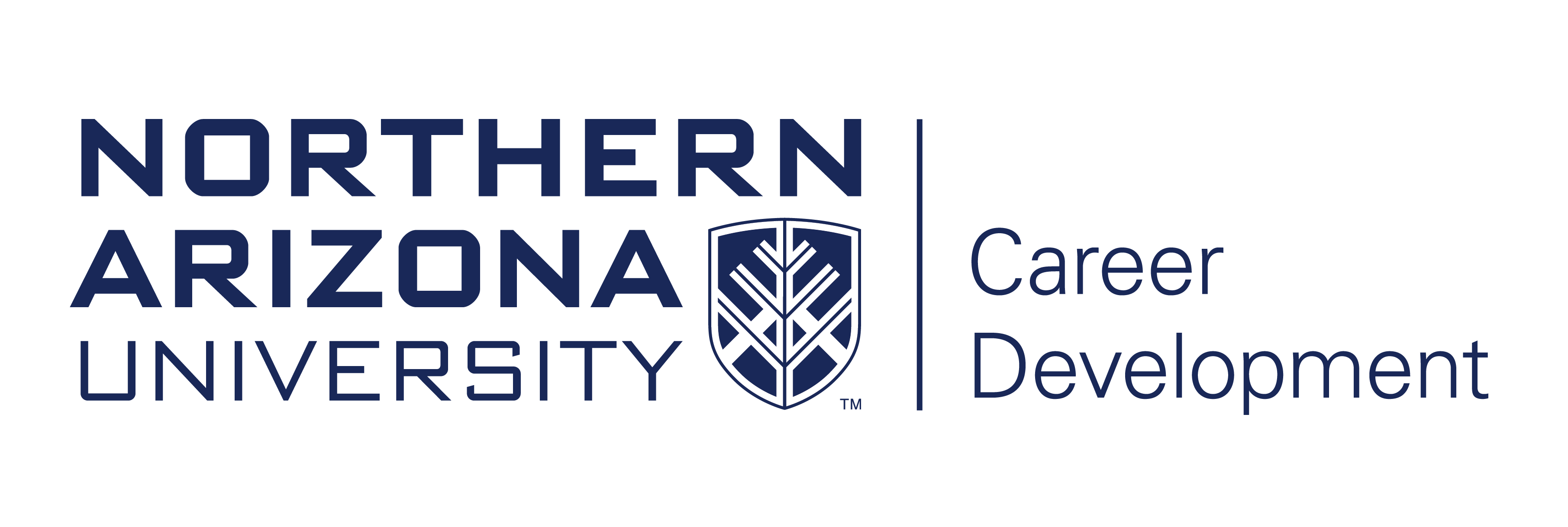 NAU Career Development Logo