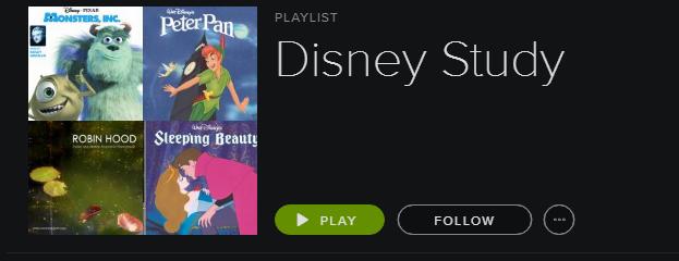 Disney study